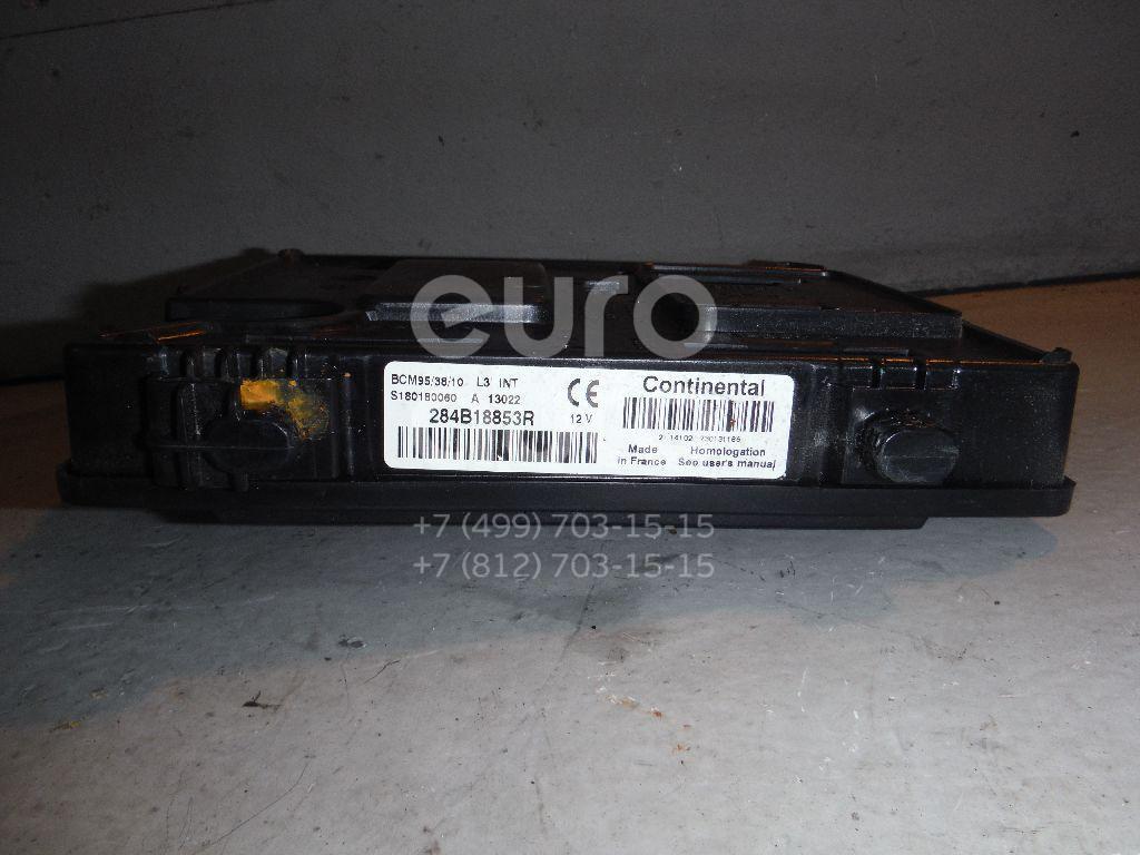 Блок электронный для Renault Fluence 2010>;Megane III 2009-2016 - Фото №1