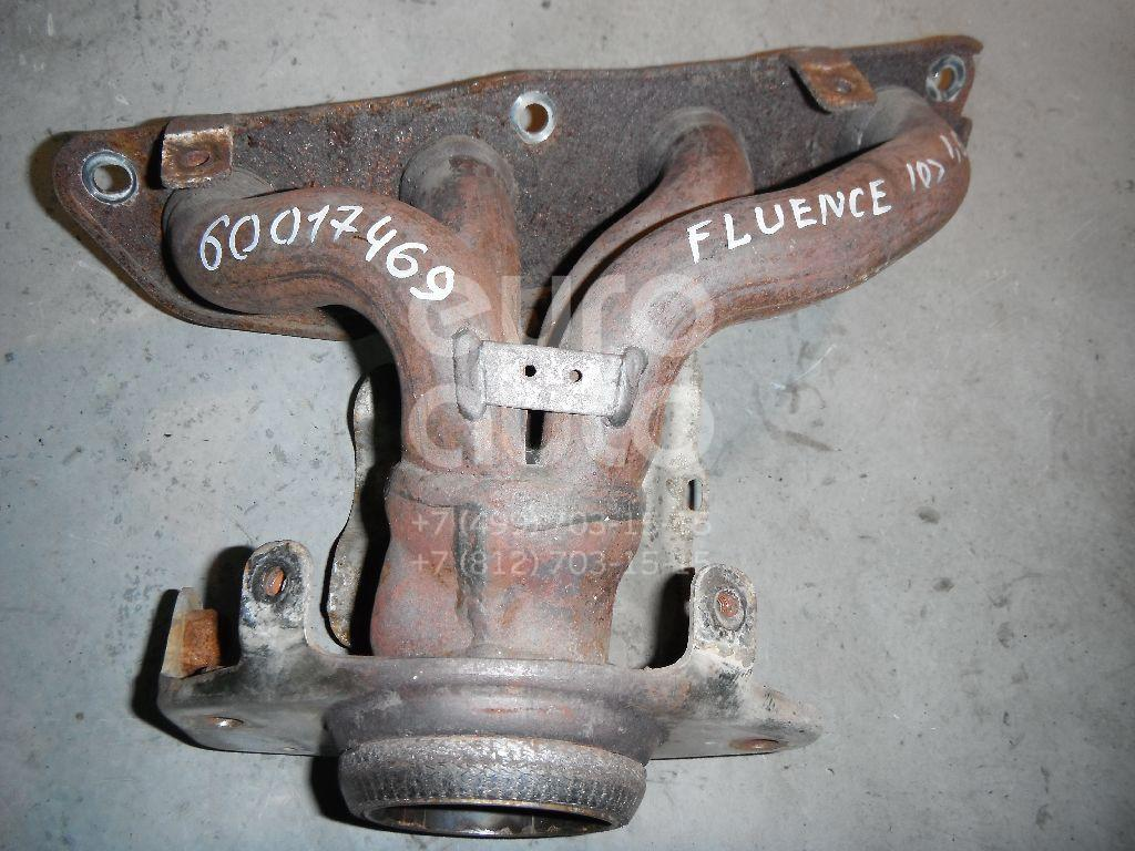 Коллектор выпускной для Renault Fluence 2010> - Фото №1