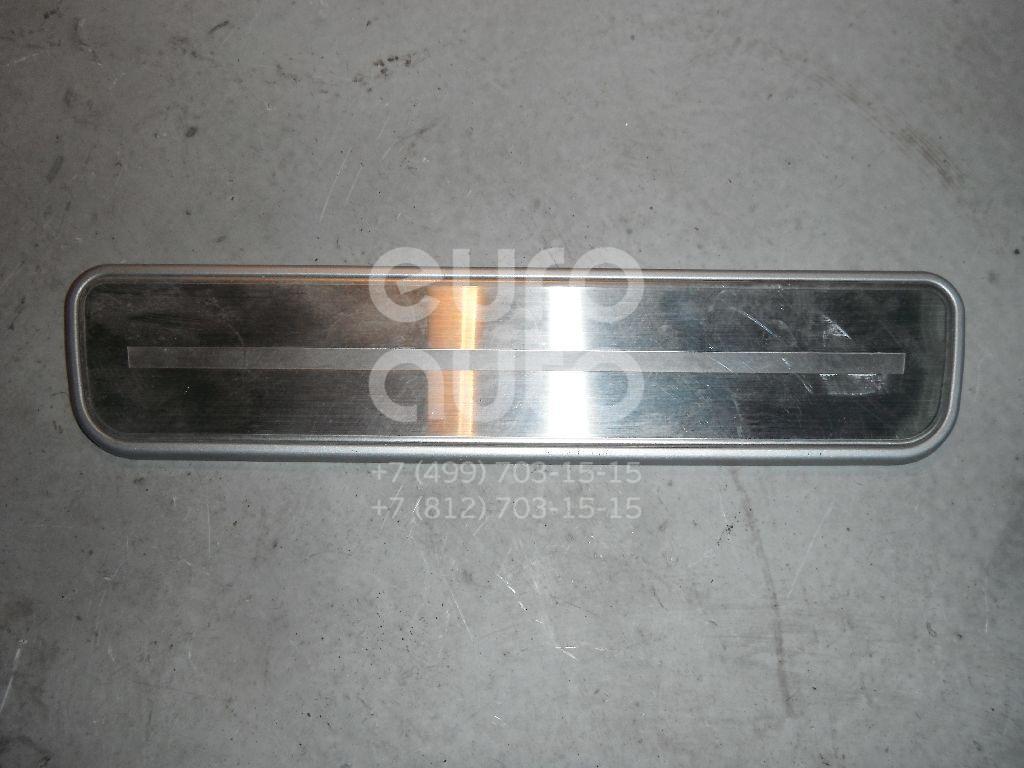 Накладка порога (внутренняя) для Renault Fluence 2010> - Фото №1