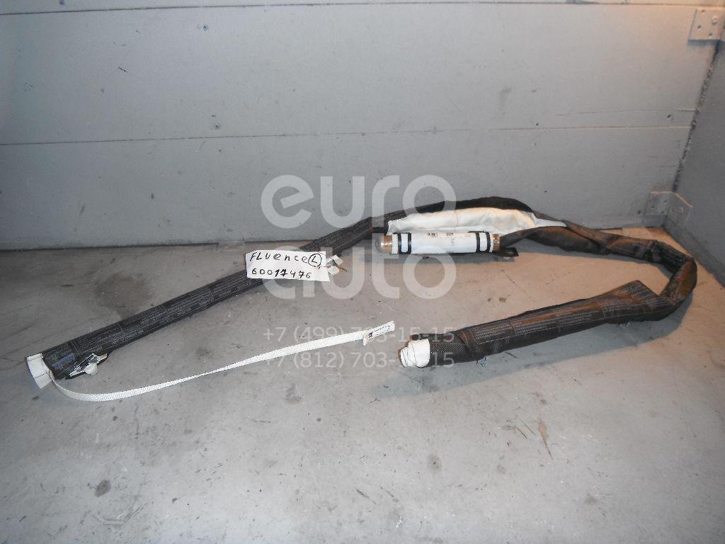 Подушка безопасности боковая (шторка) для Renault Fluence 2010>;Megane III 2009-2016 - Фото №1