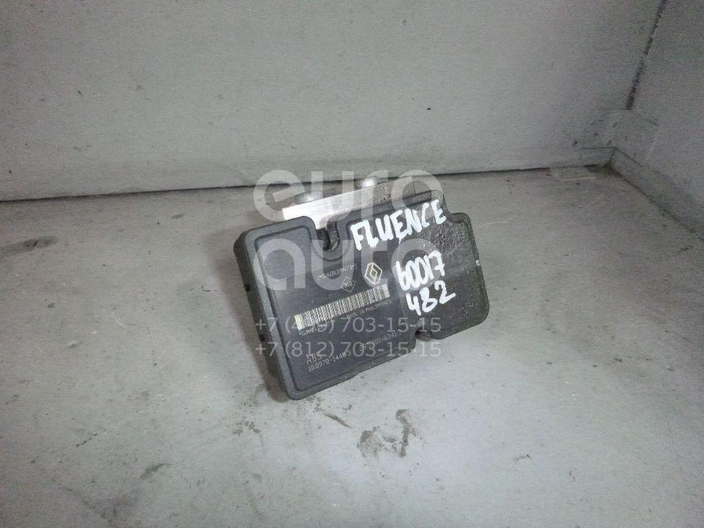 Блок ABS (насос) для Renault Fluence 2010> - Фото №1