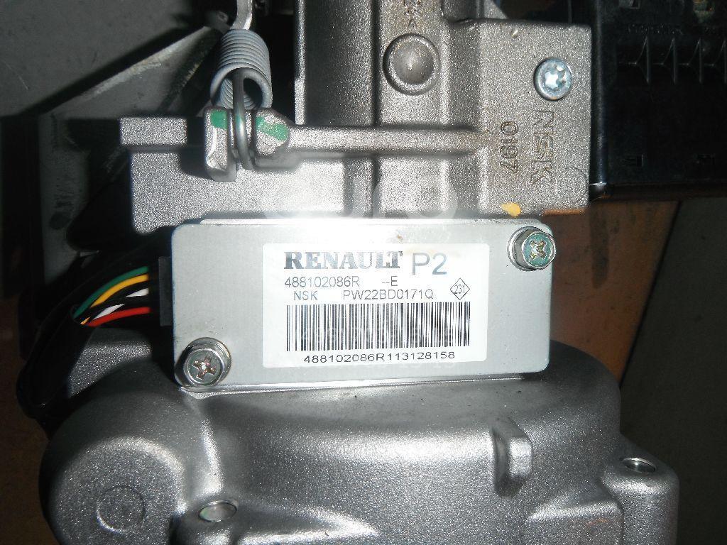 Колонка рулевая для Renault Fluence 2010> - Фото №1