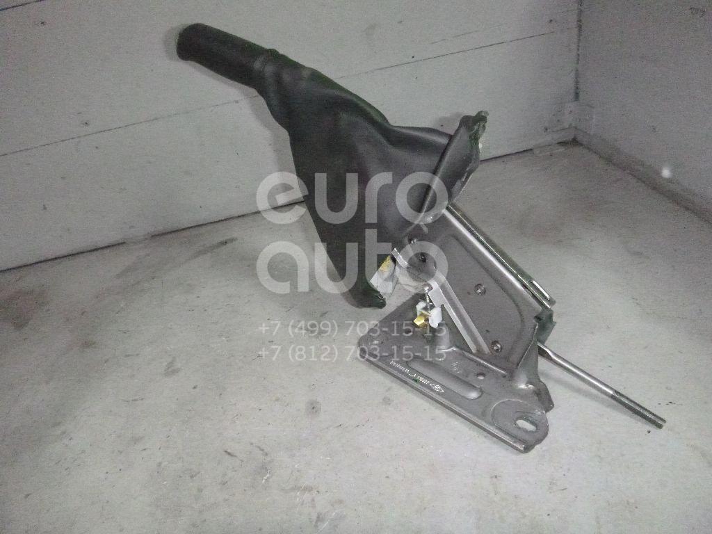 Рычаг стояночного тормоза для Renault Fluence 2010>;Megane III 2009> - Фото №1