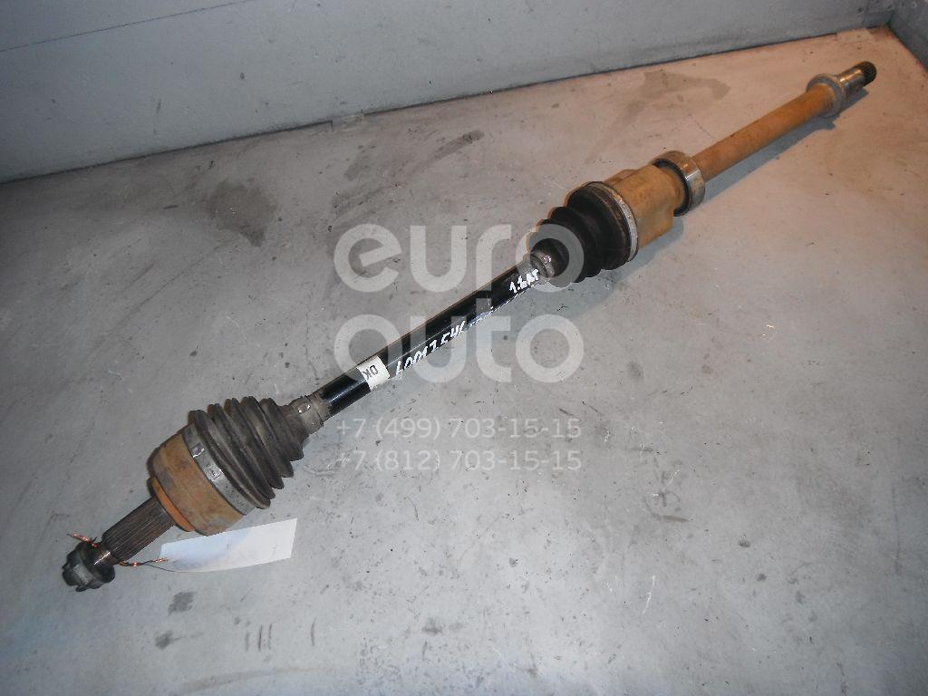 Полуось передняя правая для Renault Fluence 2010> - Фото №1