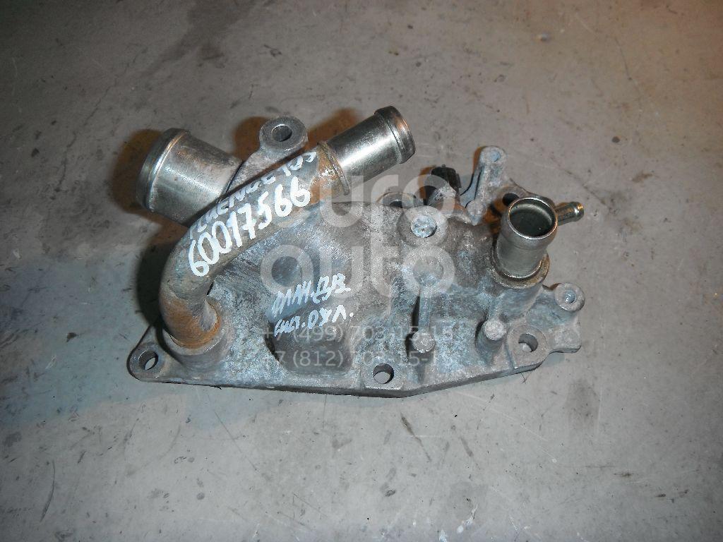 Фланец двигателя системы охлаждения для Renault Fluence 2010> - Фото №1