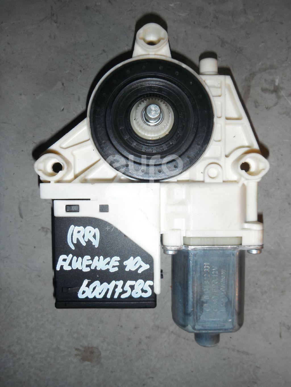 Моторчик стеклоподъемника для Renault Fluence 2010>;Megane III 2009> - Фото №1