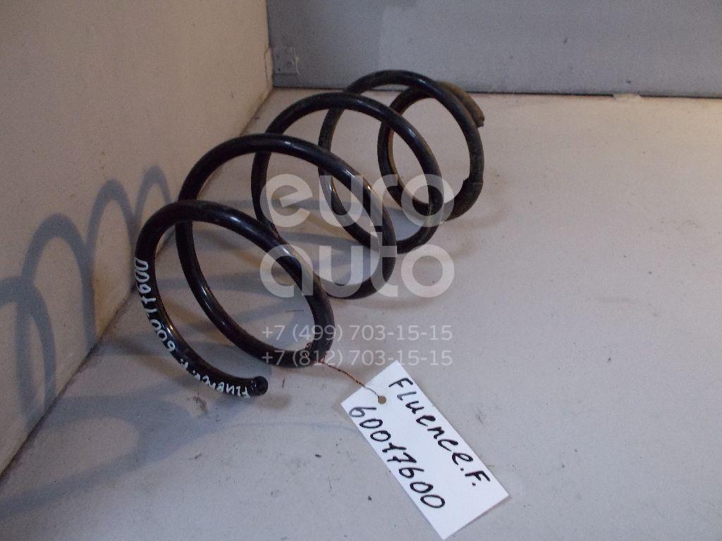 Пружина передняя для Renault Fluence 2010> - Фото №1