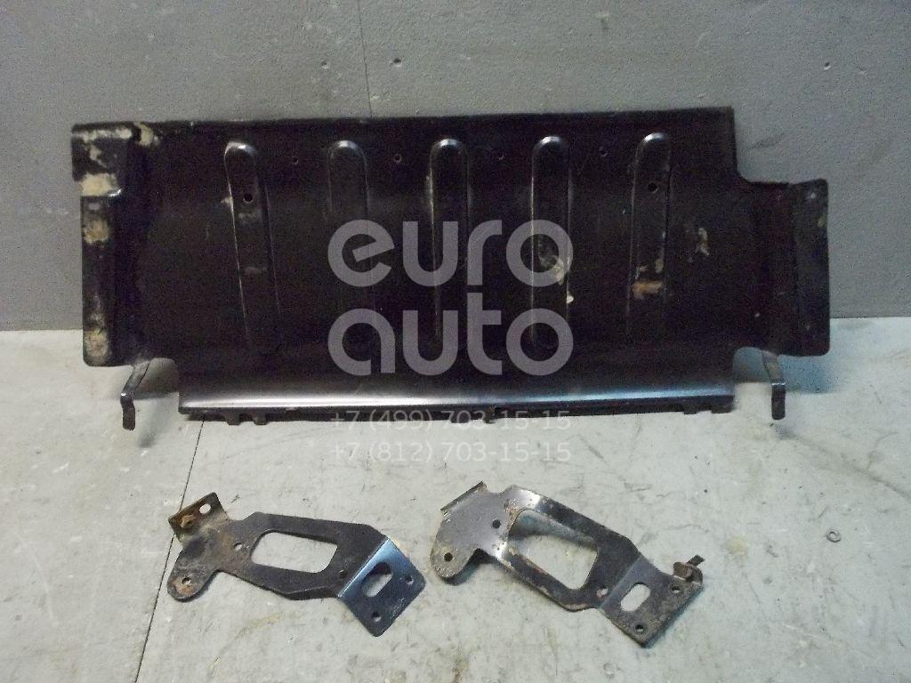 Защита картера для Renault Fluence 2010> - Фото №1
