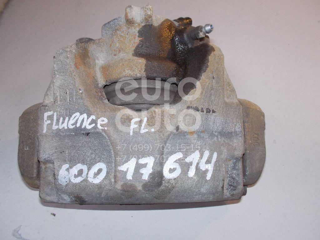 Суппорт передний левый для Renault Fluence 2010>;Megane III 2009>;Scenic 2009>;Duster 2012> - Фото №1