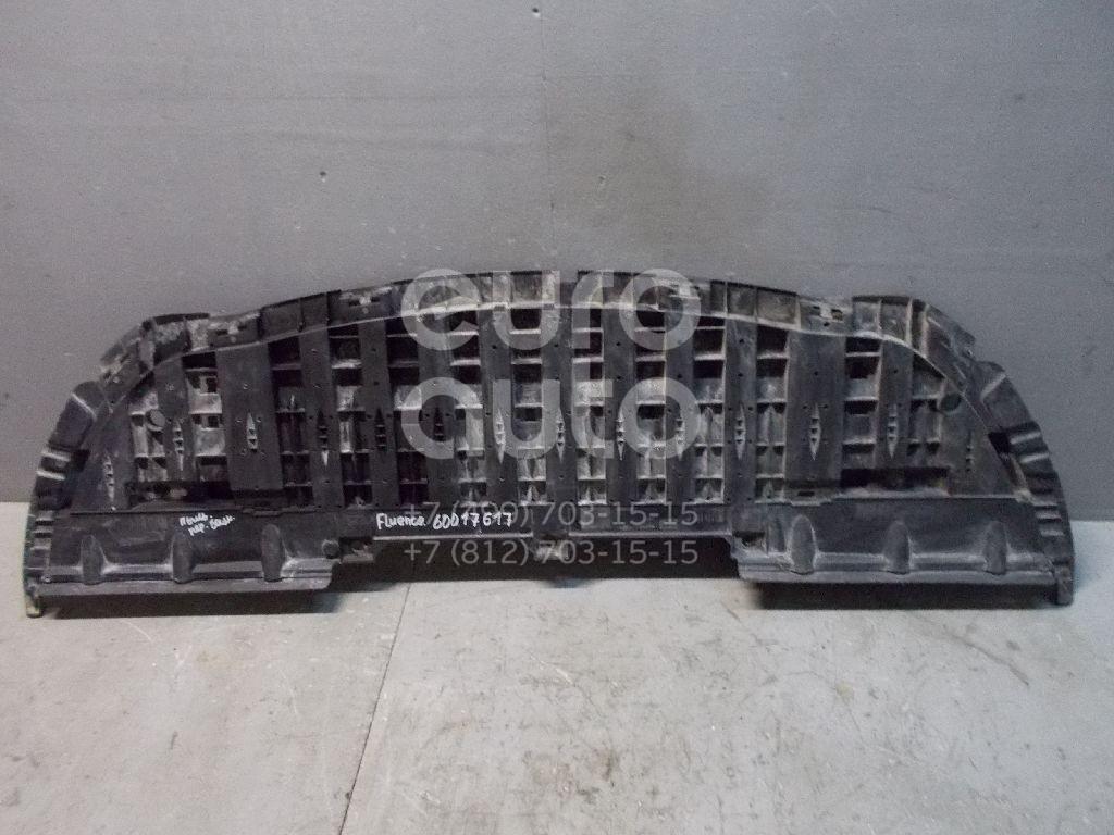 Пыльник двигателя центральный для Renault Fluence 2010> - Фото №1
