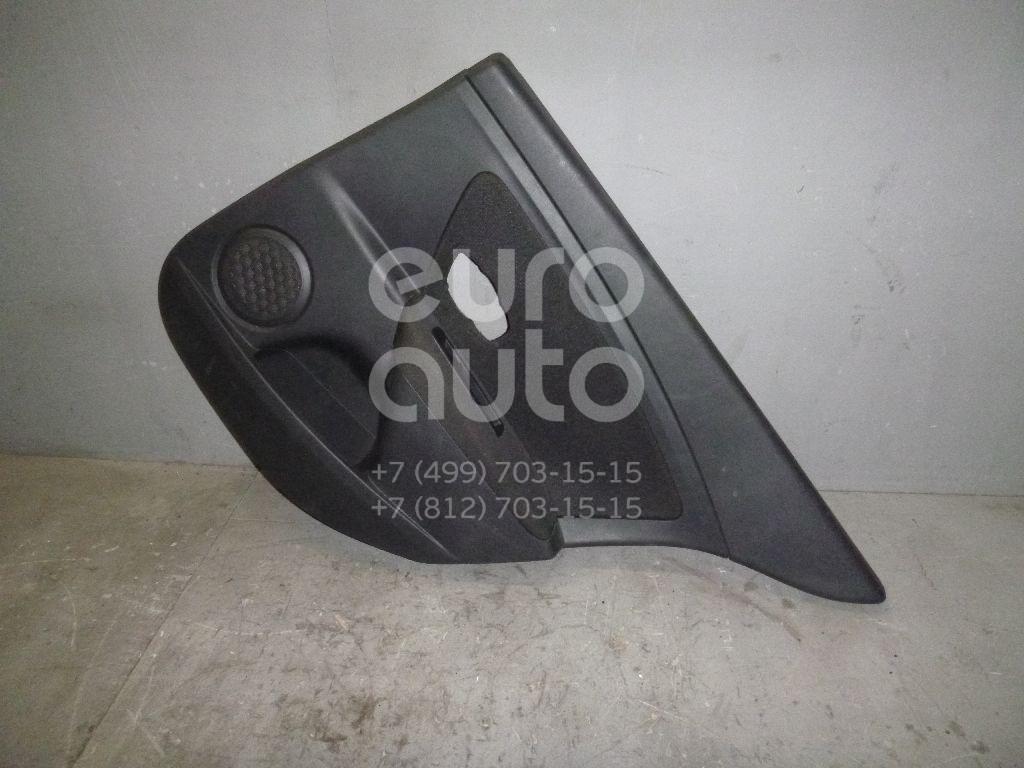 Обшивка двери задней правой для Renault Fluence 2010> - Фото №1