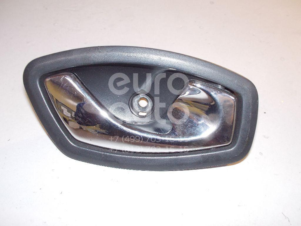 Ручка двери внутренняя правая для Renault Fluence 2010>;Megane III 2009-2016;Scenic III 2009-2015;Latitude 2010-2015;Clio IV 2012> - Фото №1