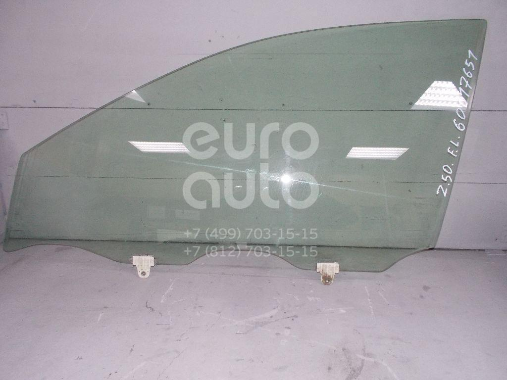 Стекло двери передней левой для Nissan Murano (Z50) 2004-2008 - Фото №1