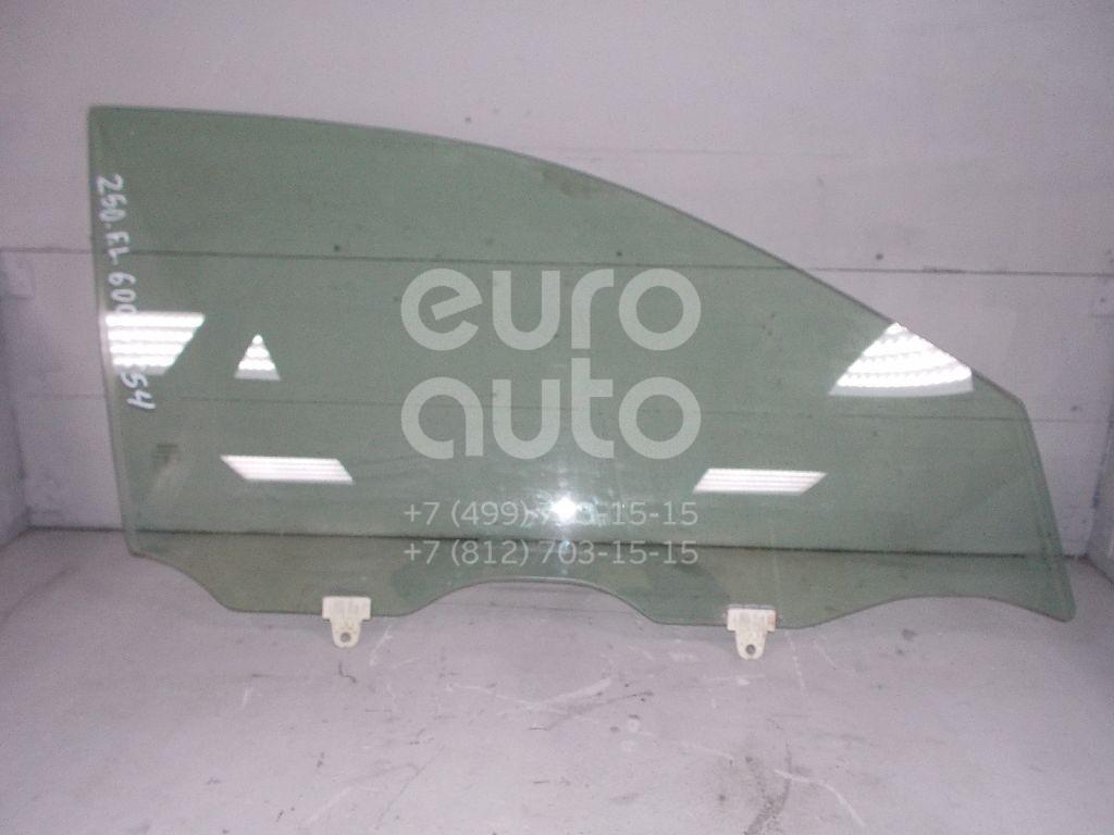 Стекло двери передней правой для Nissan Murano (Z50) 2004-2008 - Фото №1