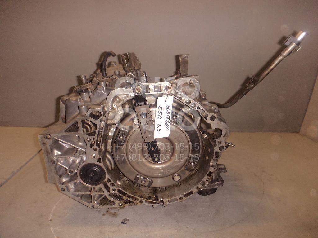 АКПП (автоматическая коробка переключения передач) для Nissan Murano (Z50) 2004-2008 - Фото №1