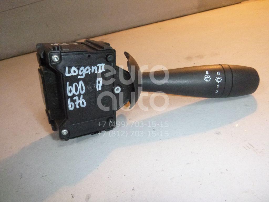 Переключатель стеклоочистителей для Renault Logan II 2014> - Фото №1