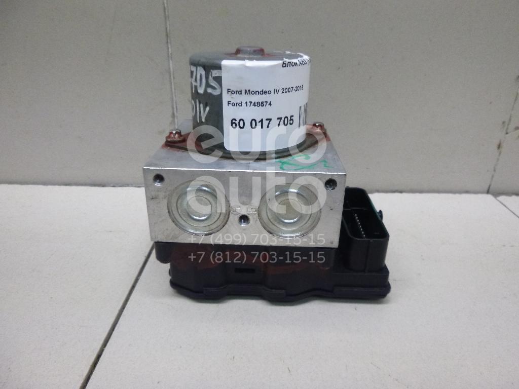 Блок ABS (насос) для Ford Mondeo IV 2007-2015 - Фото №1