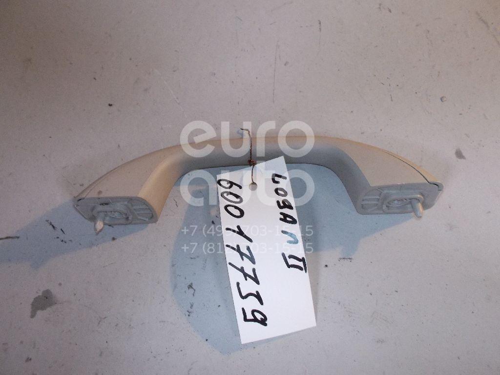 Ручка внутренняя потолочная для Renault,VAZ Logan II 2014>;Logan 2005-2014;Sandero 2009-2014;Lada Largus 2011>;Duster 2012>;Sandero 2014> - Фото №1