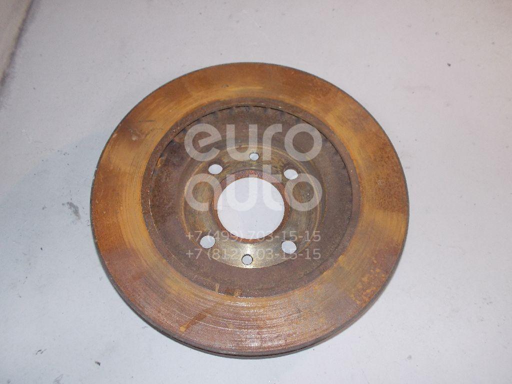 Диск тормозной передний вентилируемый для Renault Logan II 2014>;Logan 2005-2014;Sandero 2009-2014;Sandero 2014>;Twingo 2014> - Фото №1