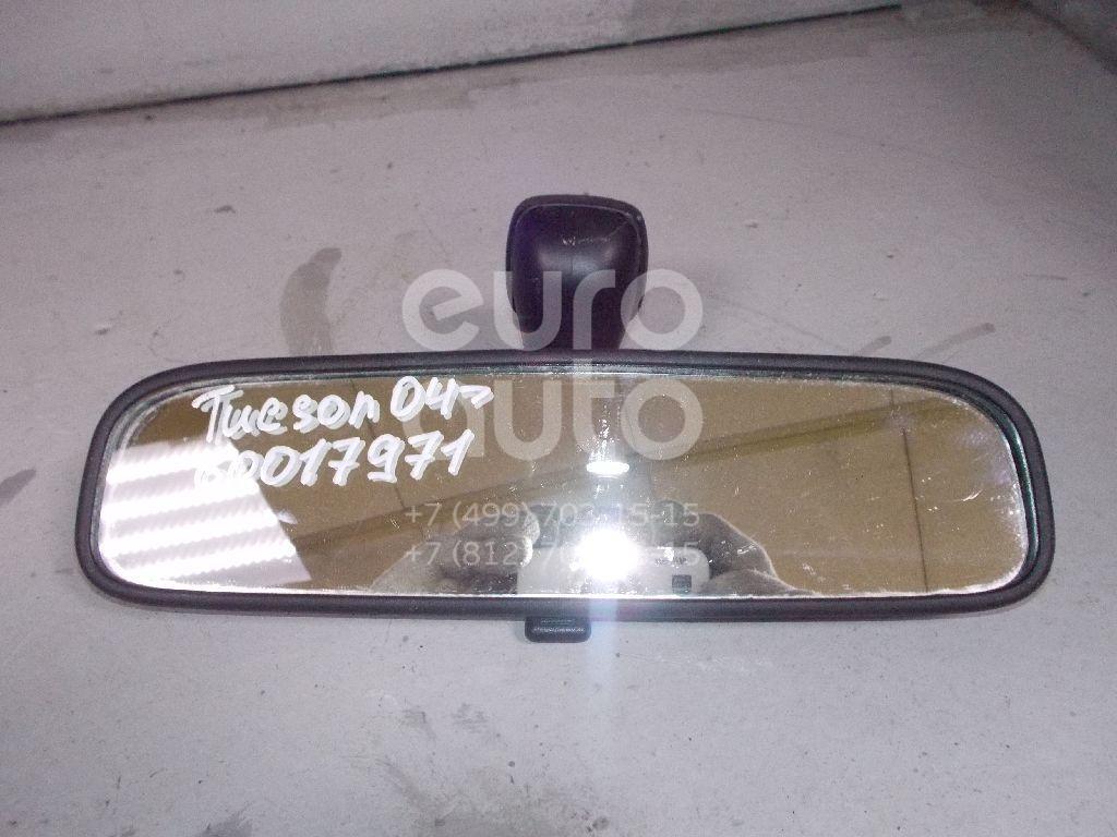 Зеркало заднего вида для Hyundai Tucson 2004-2010;Sorento 2003-2009;Santa Fe (SM) 2000-2005;Trajet 2000>;Santa Fe (CM) 2005-2012 - Фото №1