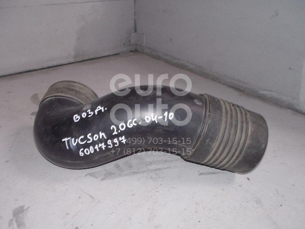 Воздухозаборник (внутри) для Hyundai,Kia Tucson 2004-2010;Sportage 2004-2010 - Фото №1