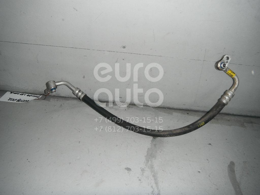Трубка кондиционера для Hyundai,Kia Tucson 2004-2010;Sportage 2004-2010 - Фото №1