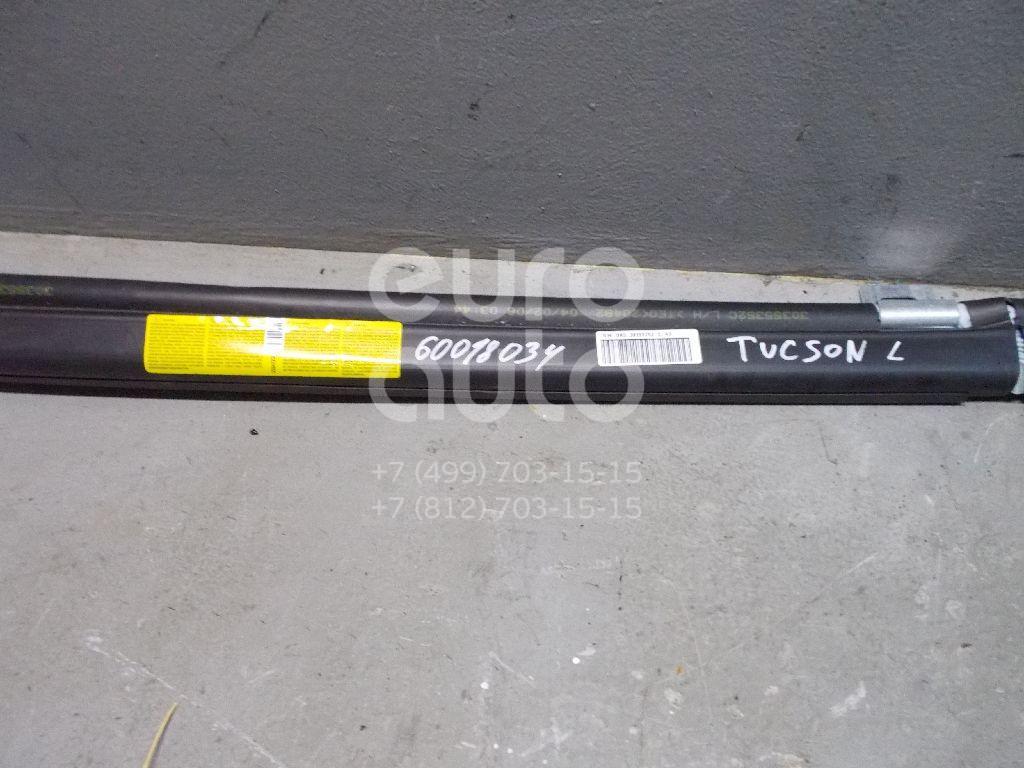 Подушка безопасности боковая (шторка) для Hyundai Tucson 2004-2010 - Фото №1