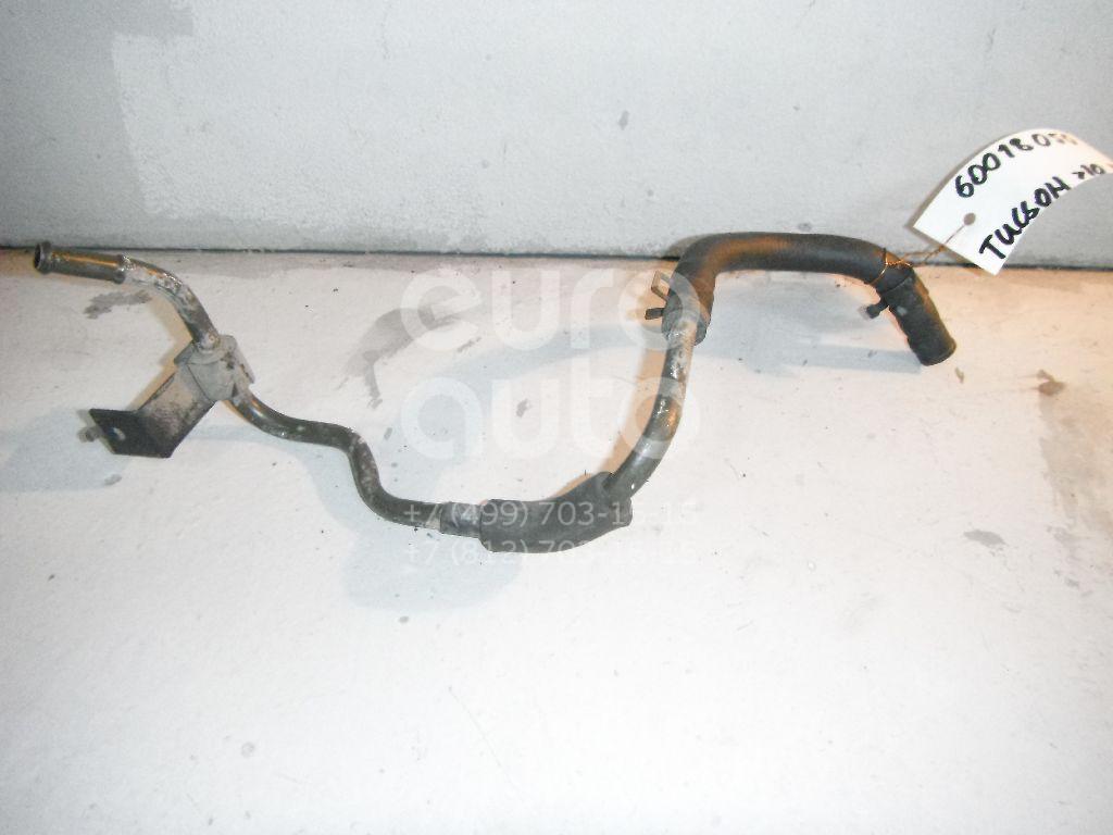 Шланг гидроусилителя для Hyundai,Kia Tucson 2004-2010;Sportage 2004-2010 - Фото №1