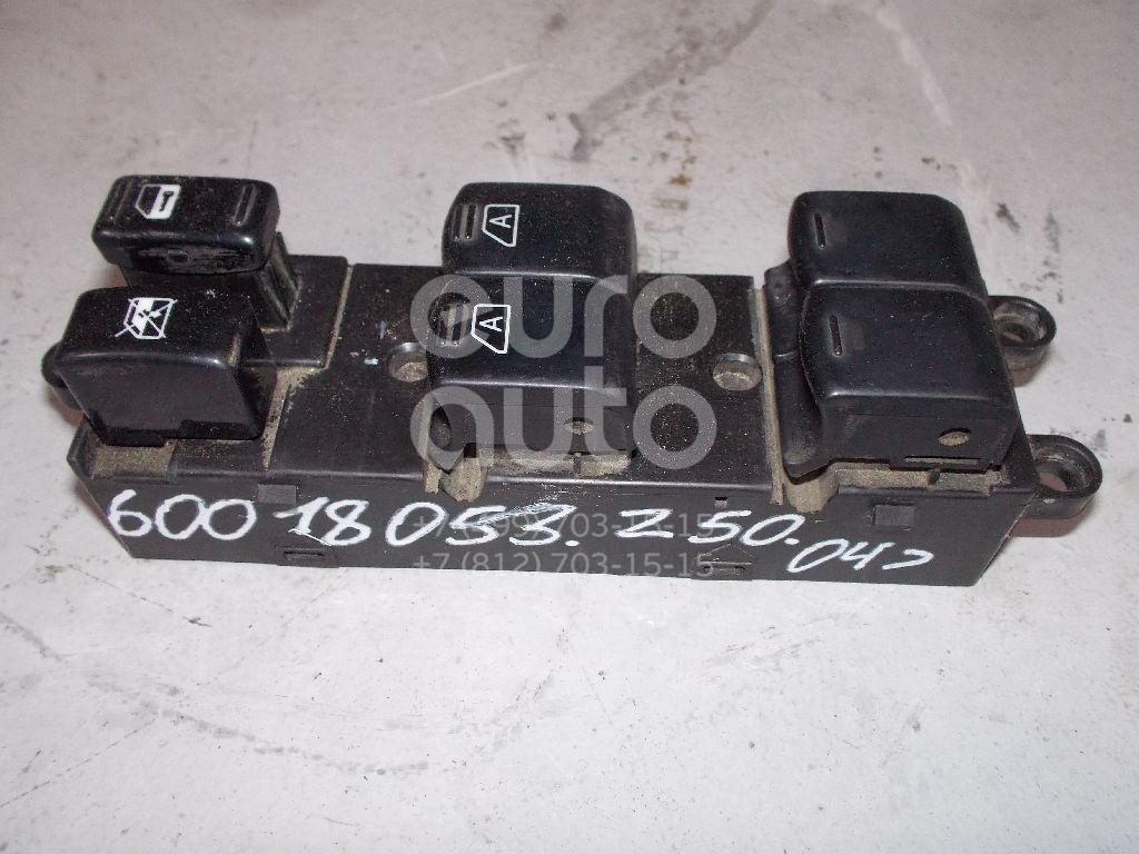 Блок управления стеклоподъемниками для Nissan Murano (Z50) 2004-2008 - Фото №1