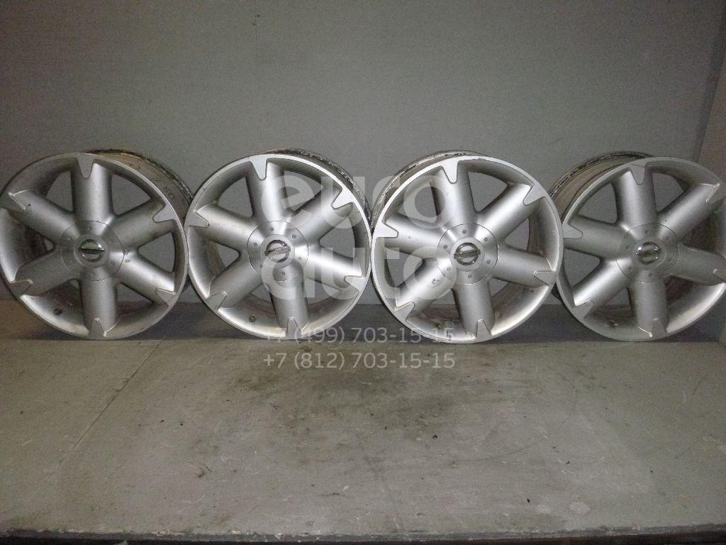 Диски колесные легкосплавные (к-кт) для Nissan Murano (Z50) 2004-2008 - Фото №1
