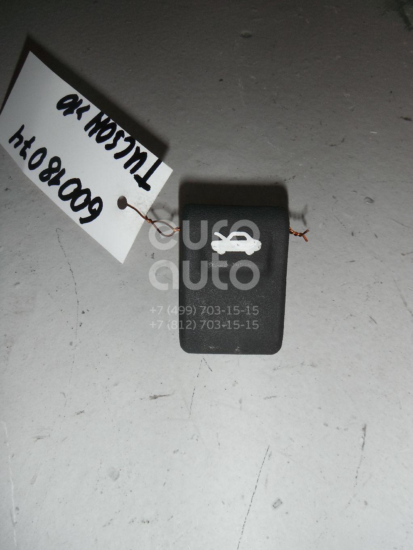 Ручка открывания капота для Hyundai Tucson 2004-2010 - Фото №1