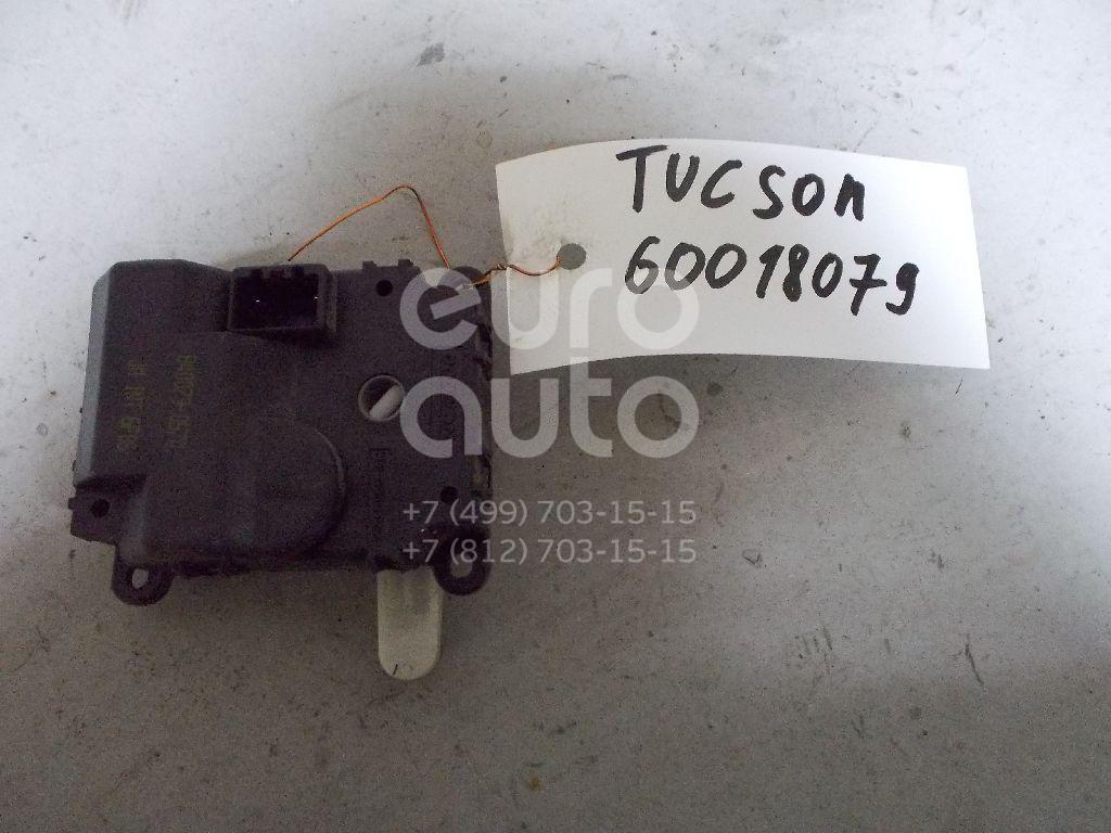 Моторчик заслонки отопителя для Hyundai Tucson 2004-2010 - Фото №1
