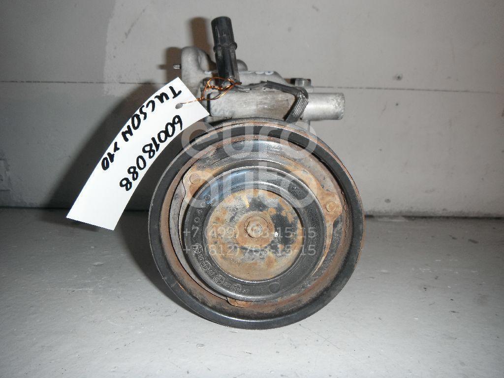 Компрессор системы кондиционирования для Hyundai,Kia Tucson 2004-2010;Sportage 2004-2010 - Фото №1