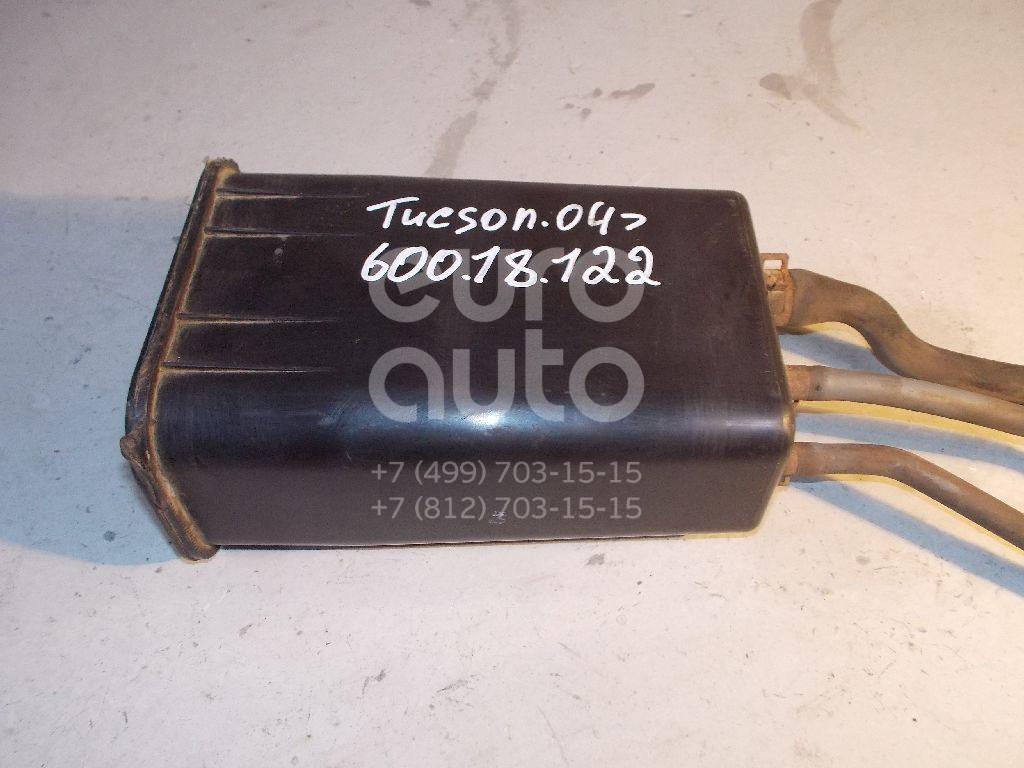 Абсорбер (фильтр угольный) для Hyundai,Kia Tucson 2004-2010;Sportage 2004-2010 - Фото №1