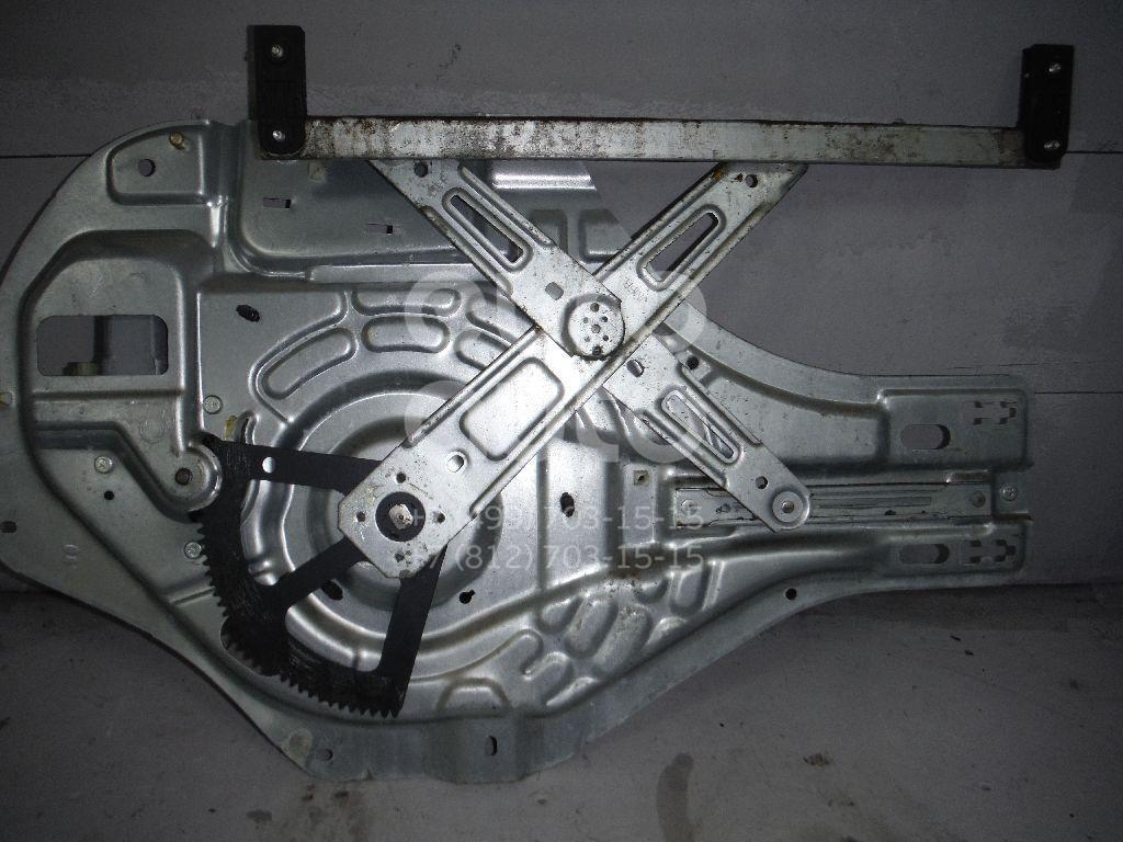Стеклоподъемник электр. задний левый для Hyundai Tucson 2004-2010 - Фото №1