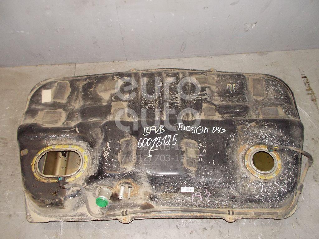 Бак топливный для Kia Tucson 2004-2010;Sportage 2004-2010 - Фото №1
