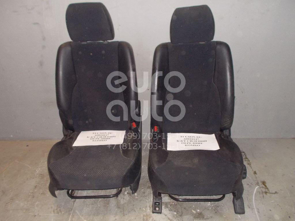 К-кт сидений для Hyundai Tucson 2004-2010 - Фото №1
