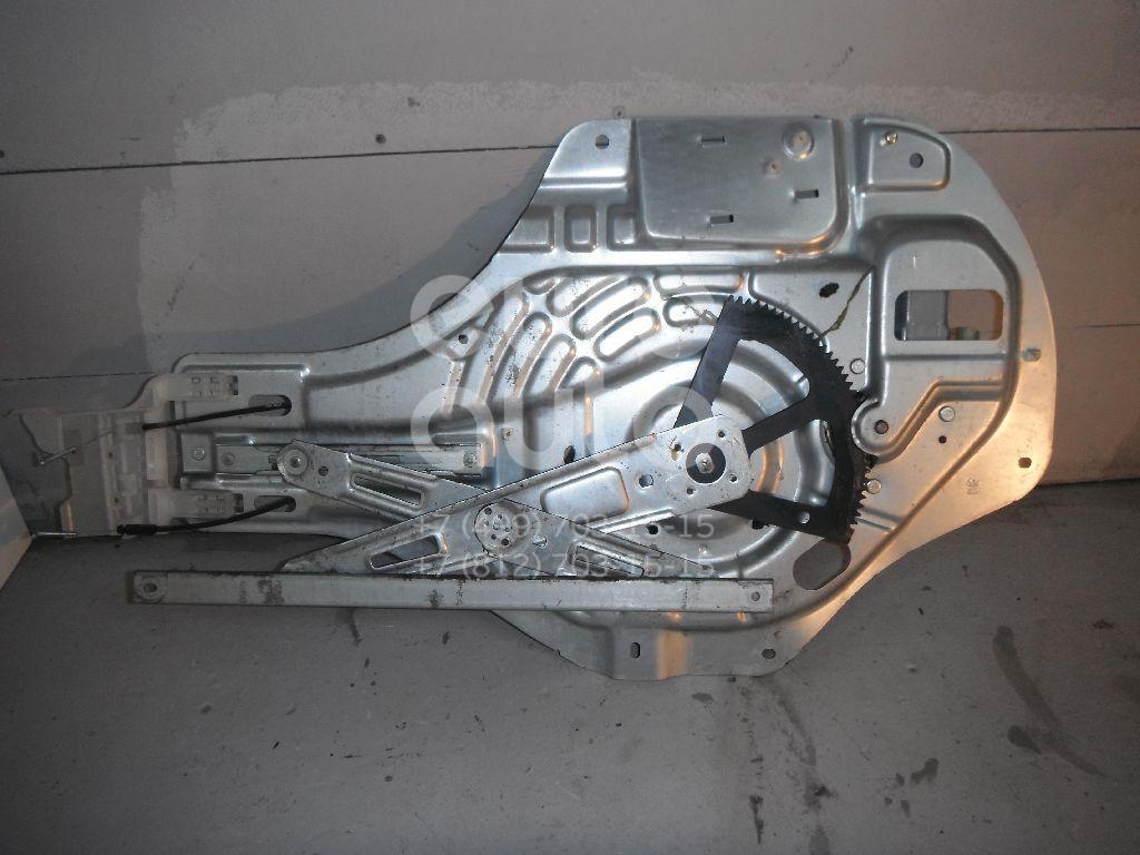 Стеклоподъемник электр. передний правый для Hyundai Tucson 2004-2010 - Фото №1