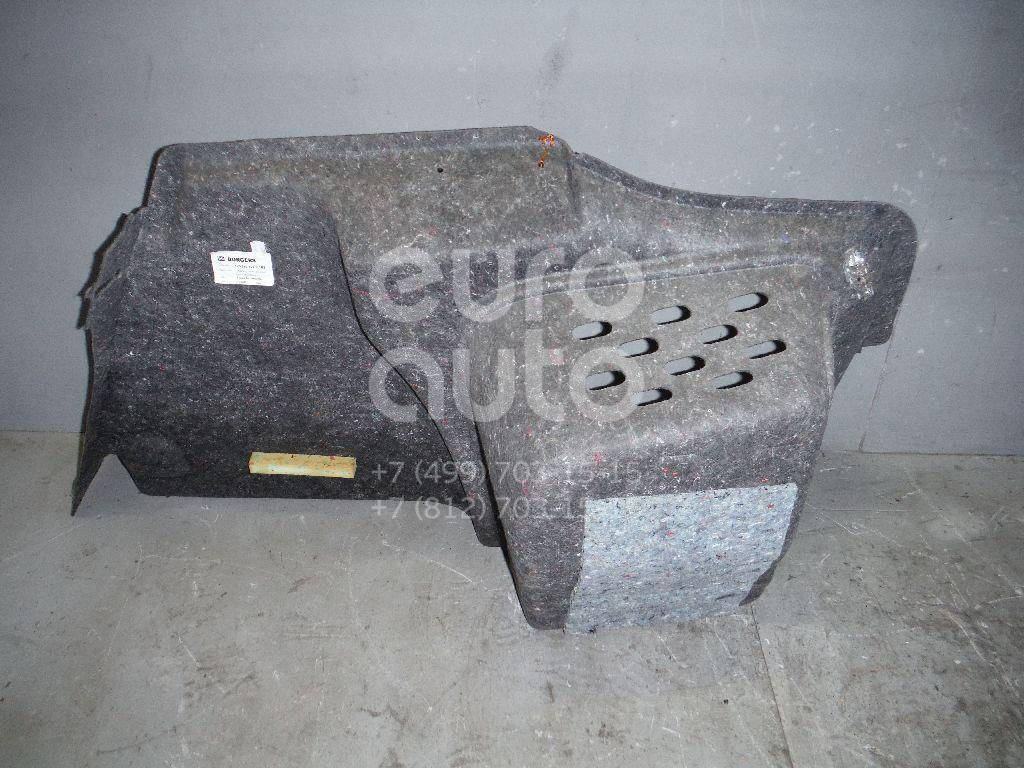 Обшивка багажника для Skoda Octavia (A5 1Z-) 2004-2013 - Фото №1