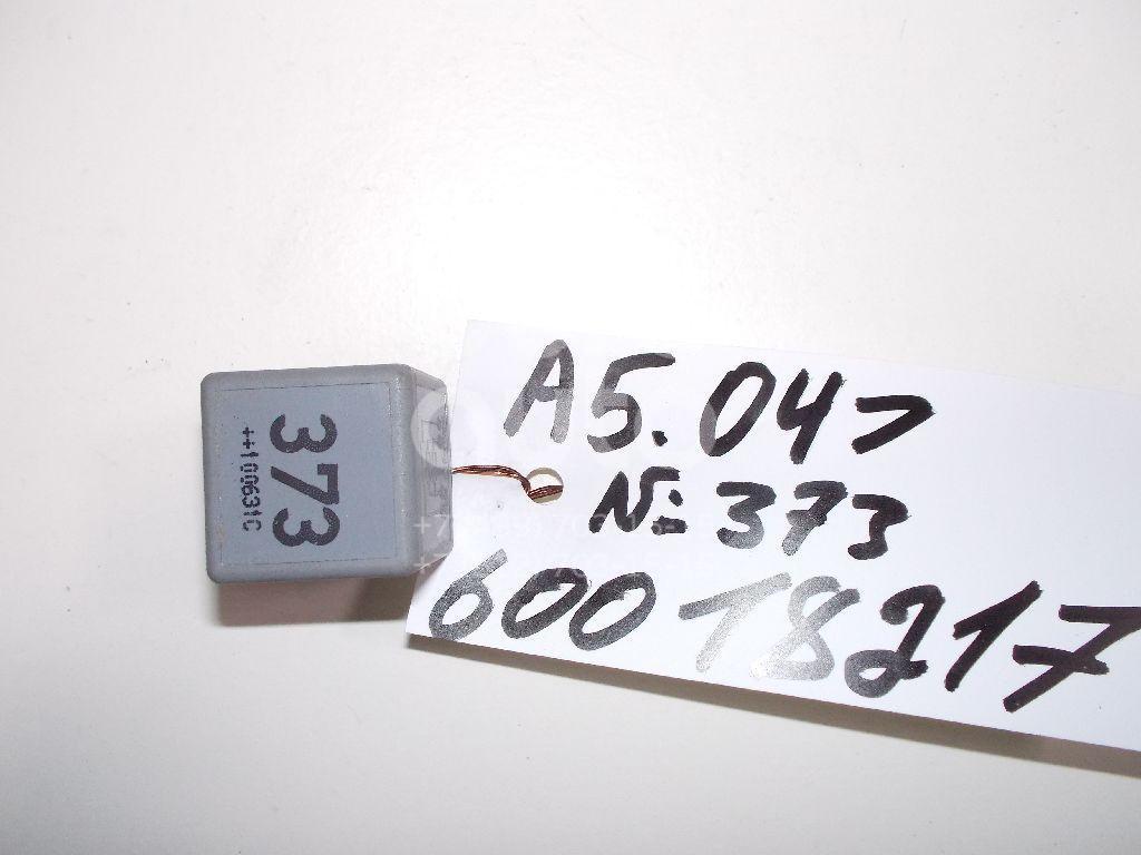 Реле для Skoda Octavia (A5 1Z-) 2004-2013;80/90 [B2] >1986;80/90 [B3] 1986-1991;100/200 [43] >1983;100/200 [44] 1983-1991;100 [C4] 1991-1994;A2 [8Z0] 2000-2005;A3 (8L1) 1996-2003;A4 [B5] 1994-2000;A6 [C4] 1994-1997 - Фото №1
