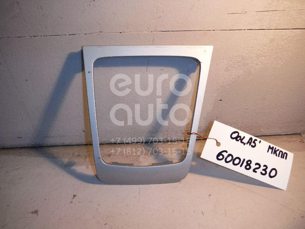 Накладка декоративная для Skoda Octavia (A5 1Z-) 2004-2013 - Фото №1