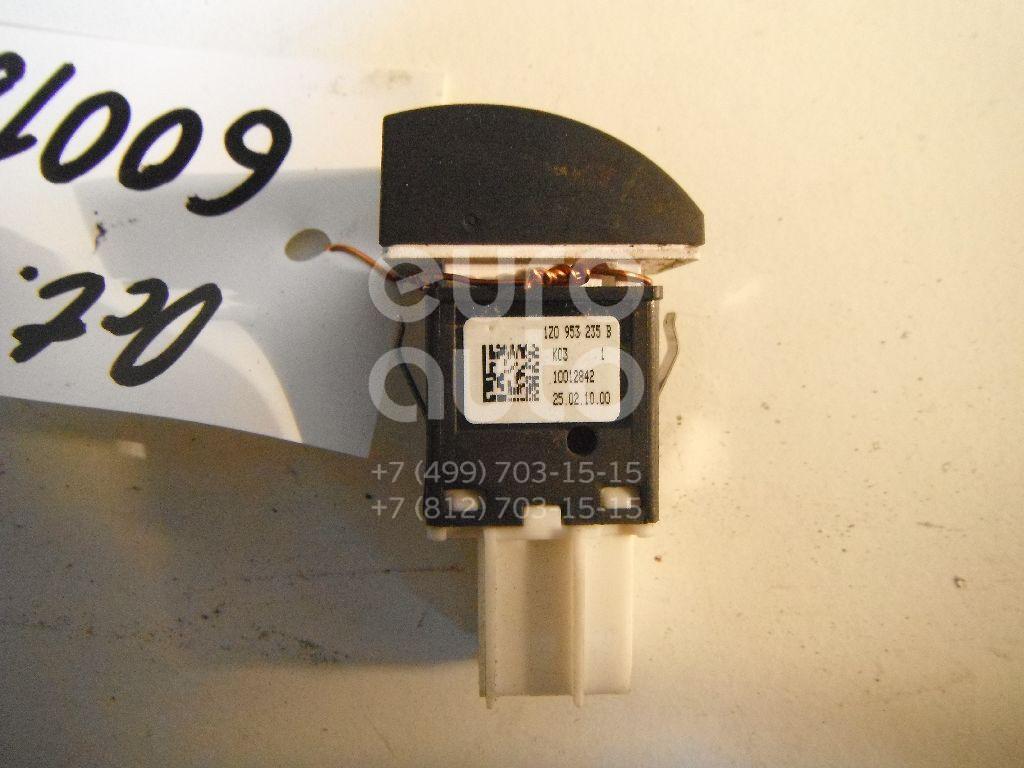 Кнопка аварийной сигнализации для Skoda Octavia (A5 1Z-) 2004-2013 - Фото №1