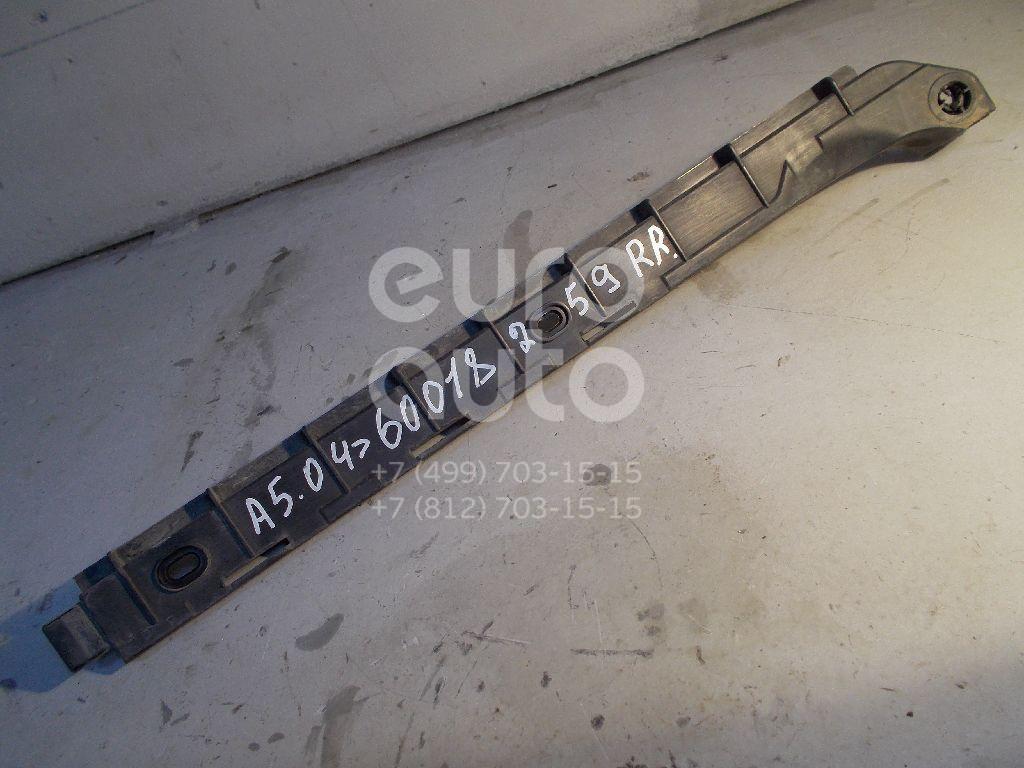 Направляющая заднего бампера правая для Skoda Octavia (A5 1Z-) 2004-2013 - Фото №1