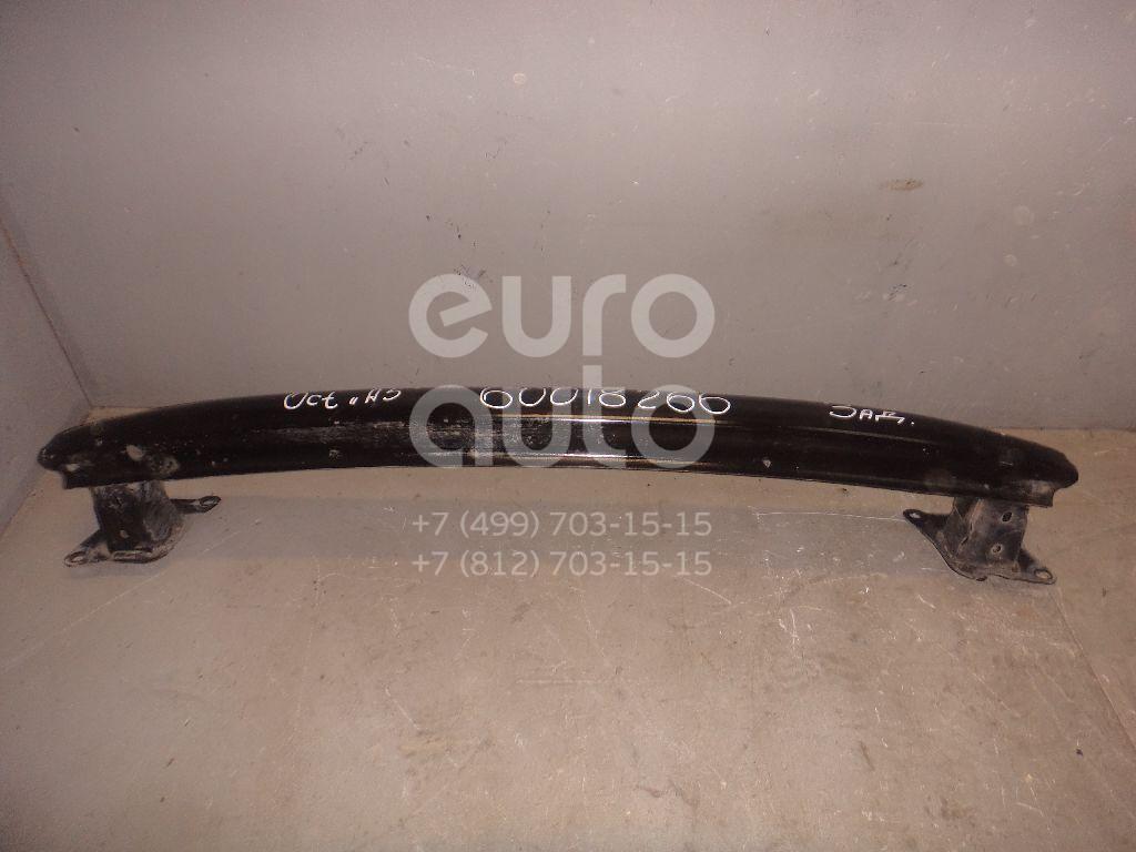 Усилитель заднего бампера для Skoda Octavia (A5 1Z-) 2004-2013 - Фото №1