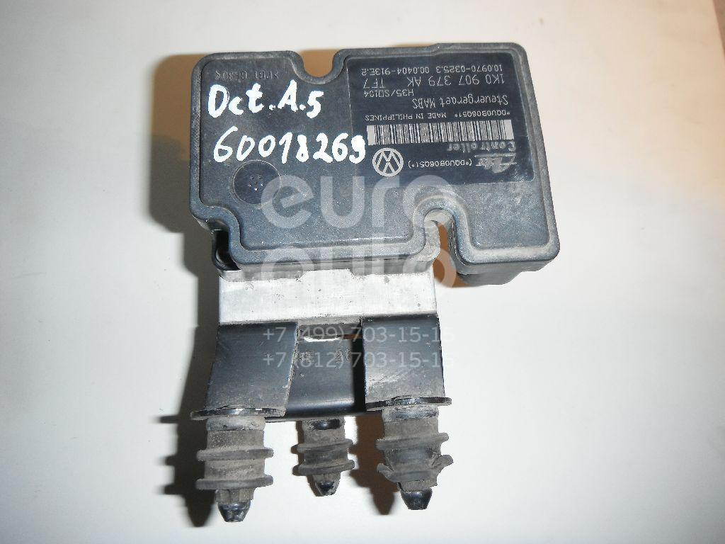 Блок ABS (насос) для Skoda,VW Octavia (A5 1Z-) 2004-2013;Superb 2008-2015;Golf VI 2009-2012;Yeti 2009>;Jetta 2011> - Фото №1