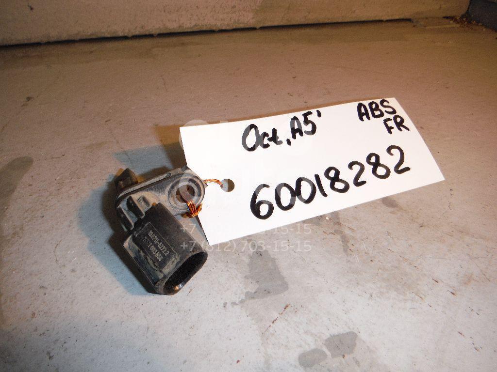 Датчик ABS передний правый для VW Octavia (A5 1Z-) 2004-2013;A3 [8PA] 2004-2013;Caddy III 2004>;Golf V Plus 2005-2014;Passat [B6] 2005-2010;Golf V 2003-2009;Touran 2003-2010;Transporter T5 2003>;A3 [8P1] 2003-2013;Jetta 2006-2011 - Фото №1