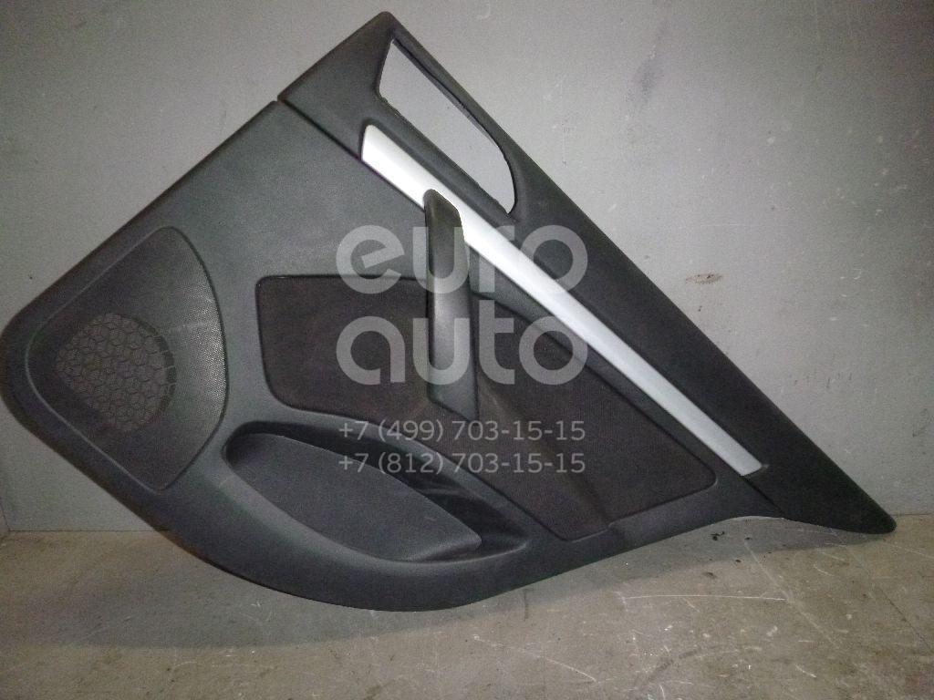 Обшивка двери задней правой для Skoda Octavia (A5 1Z-) 2004-2013 - Фото №1