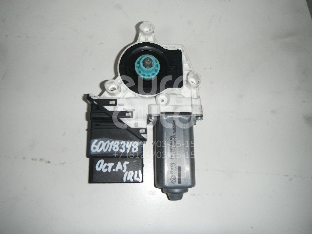 Моторчик стеклоподъемника для Skoda Octavia (A5 1Z-) 2004-2013 - Фото №1