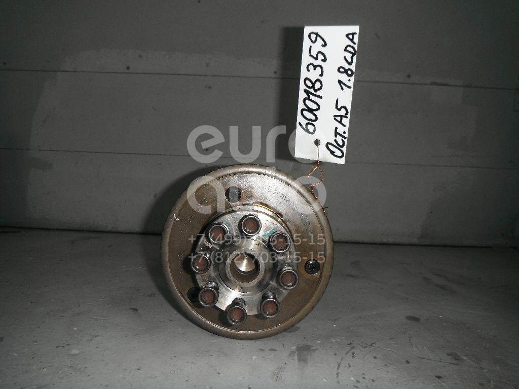 Коленвал для Skoda,VW Octavia (A5 1Z-) 2004-2013;Superb 2008-2015;Passat CC 2008>;Yeti 2009> - Фото №1
