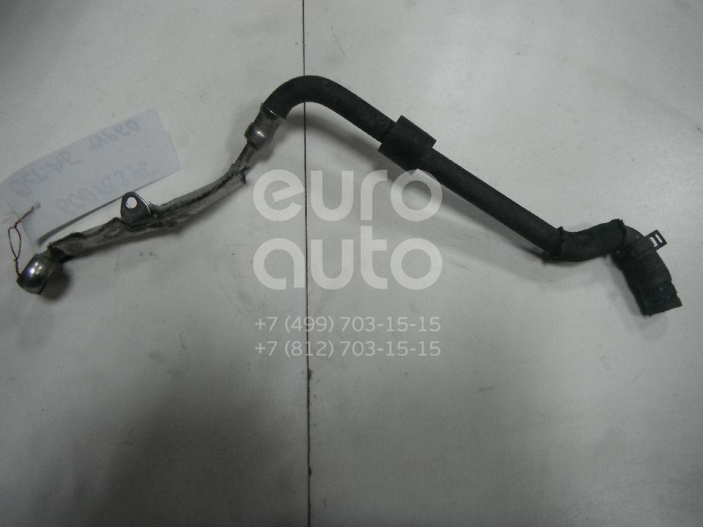 Трубка турбокомпрессора (турбины) для Skoda,Audi,VW,Seat Octavia (A5 1Z-) 2004-2013;A3 [8PA] Sportback 2004-2013;Passat [B6] 2005-2010;A3 [8P1] 2003-2013;Leon (1P1) 2005-2013;Altea 2004-2015;Toledo III 2004-2009;Superb 2008-2015;TT(8J) 2006-2015 - Фото №1